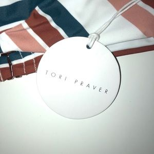 Tori Praver Swim - Tori Praver Rubie Bikini Top & Isla Classic Bottom